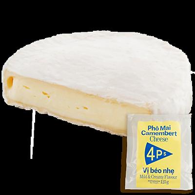 [Chỉ Giao HCM Từ 2 - 3 Ngày] Phô mai Camembert 125g