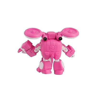 Đồ Chơi Robot Bẻ Khớp Mini - Dizzy Lốc Xoáy Superwings YW740993