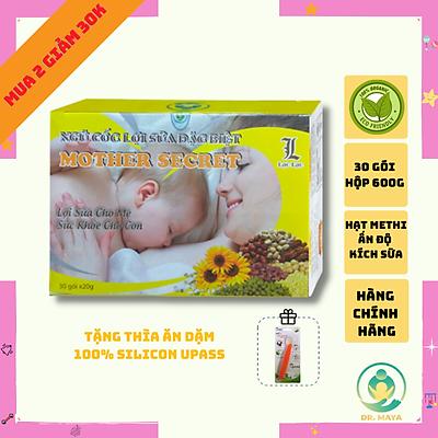 Ngũ cốc lợi sữa Lạc Lạc (Hộp 30 gói)