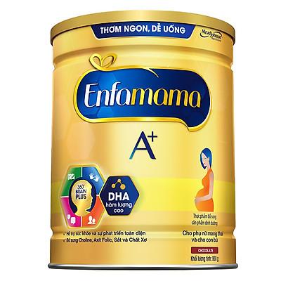 Sữa Bầu Enfamama A+ (900g) - Hương Choco