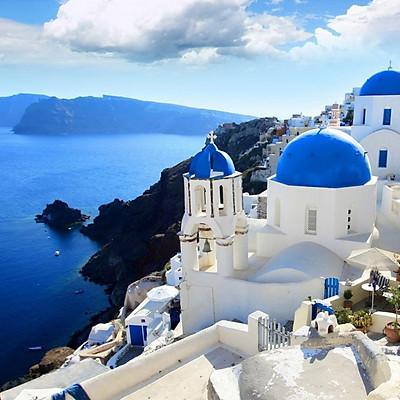 Tour Hy Lạp: ATHENS - SANTORINI