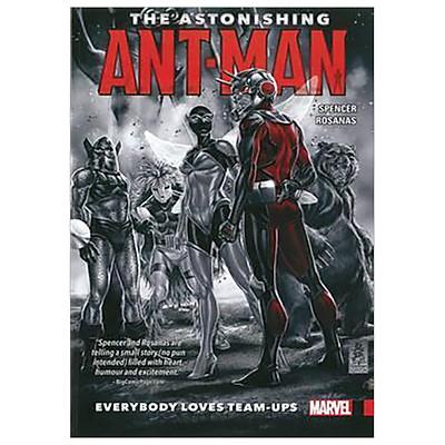 The Astonishing Ant-Man Vol. 1: Everybody Loves Team-Ups Tpb