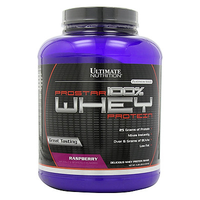 Sữa Tăng Cơ Vị Dâu Prostar 100% Whey Protein Ultimate Nutrition SMUN139 (2.39kg)