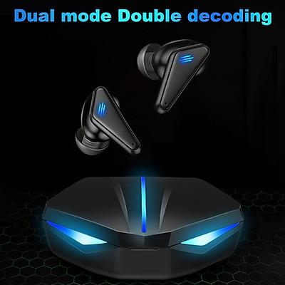 Gaming Headsets Bluetooth 5.0 Sports Headphone Earphones W/Charging Box