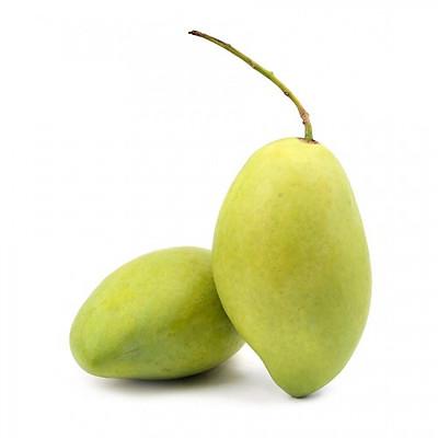 [Chỉ giao HCM] - Xoài cát Hòa Lộc loại 1  (2kg loại quả còn xanh) - được bán bởi TikiNGON - Giao nhanh 3h