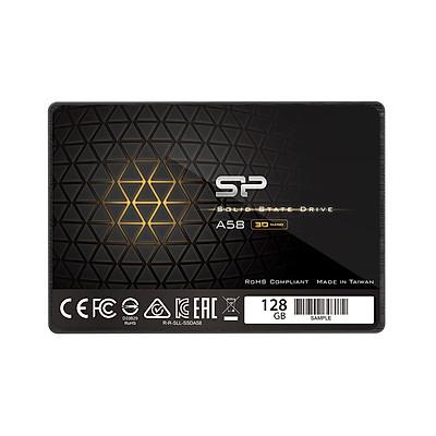 Ổ cứng SSD Silicon Power 128GB Ace SP128GBSS3A58A25 - Hàng Chính Hãng