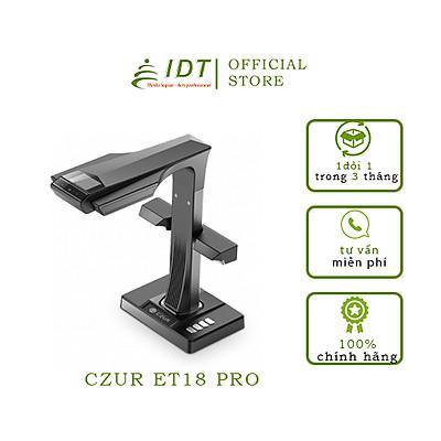 Máy scan thông minh ET18 Pro-Czur - Hàng Chính Hãng