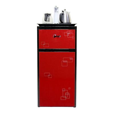 Cây nước kết hợp bàn pha trà, cafe FujiE WD3000C - Hàng chính hãng