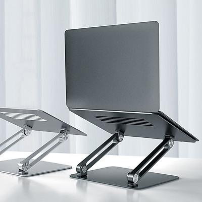 Chân Đế Giá Đỡ Laptop Cao Cấp Nillkin ProDesk Adjustable Stand cho Laptop Macbook / Laptop Surface / Laptop Asus / Laptop HP / Laptop Dell / Laptop Lenovo / Laptop LG / Laptop Acer / Laptop MSI - Hàng Nhập Khẩu