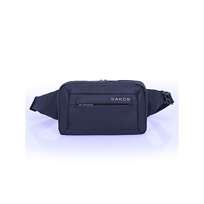 Túi đeo chéo Sakos PICO (đen)