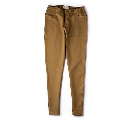 Quần thun nữ legging Casual 1st ống dài, thun cotton dày dặn co giãn thoải mái, form quần trẻ trung hích hợp đi làm, đi chơi, dạo phố, du lịch, Made in Vietnam