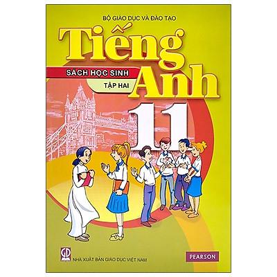 Tiếng Anh 11 - Tập 2 - Sách Học Sinh (2020)