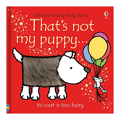 Usborne That's Not My Puppy (Special 20Th Anniversary Edition)