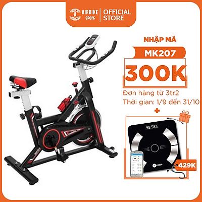Xe đạp tập thể dục Spin Bike Air Bike MK207 - Hàng chính hãng