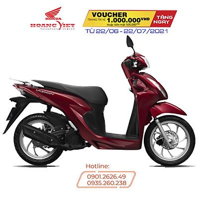 Xe máy Honda Vision 2021 Tiêu chuẩn