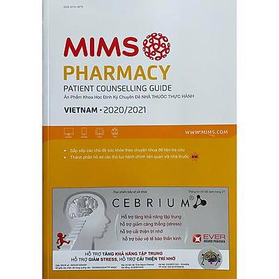 Mims Pharmacy 2020/2021 Ấn phẩm khoa học định kỳ Nhà thuốc Thực hành