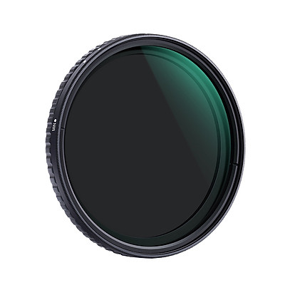Bộ Lọc Trung Tính Siêu Mỏng Có Thể Điều Chỉnh Dành Cho Máy Ảnh Canon Sony Nikon K&F CONCEPT ND2-ND32 (72mm)