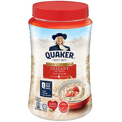 Yến Mạch Ăn Liền Quaker 600g