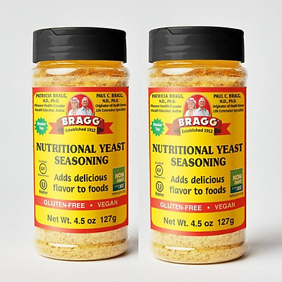 Men Dinh Dưỡng Nutritional Yeast  Bragg 127g (combo 2 hộp)