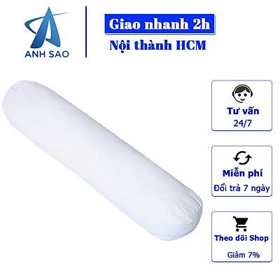 1 Gối Ôm thương hiệu A có khóa kéo - an toàn sức khỏe, không chứa chất độc hại - êm ái, mềm mịn