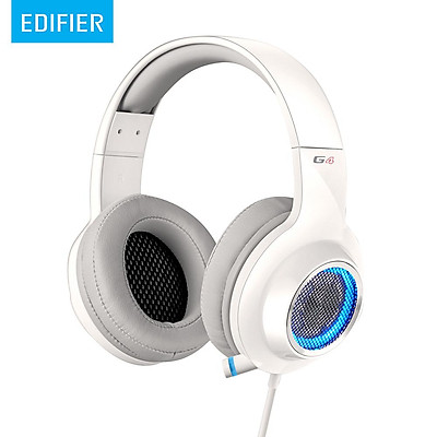 Edifier G4 Headset Gaming Headphone Pro Gamer Headphone Noise isolated Ultralight 7.1 Stereo Sound Compatible With PC