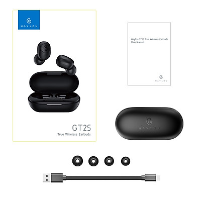 Tai Nghe True Wireless HAYLOU GT2S - Hàng chính hãng