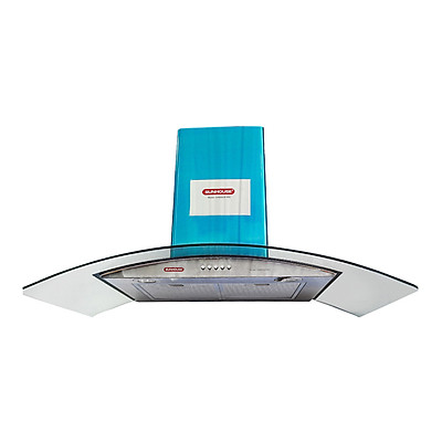 Máy hút mùi kính cong Sunhouse SHB6629-70C - Hàng chính hãng