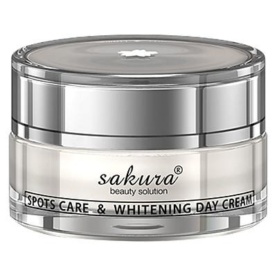 Kem Hỗ Trợ Trị Nám Cao Cấp Ban Ngày Sakura Spots Care And Whitening Day Cream (30g)