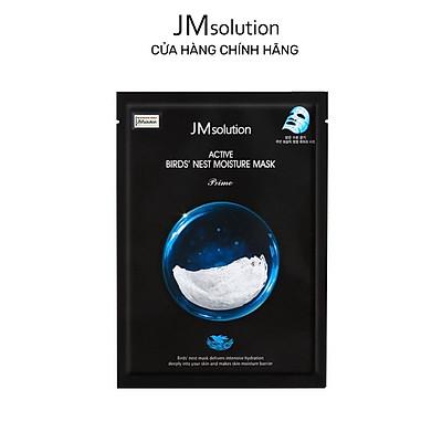 Mặt Nạ Tổ Yến JMSolution Active Birds Nest Moisture Mask Chống Lão Hóa Da 30ml
