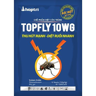 Thuốc diệt ruồi TOPFLY 10WG (Gói 20g)