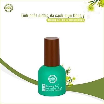 Tinh chất The Nature Book dưỡng da sạch mụn Đông Y Hàn Quốc Hanbang AC Skin Treatment Serum 35ml