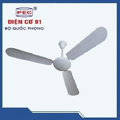 Quạt trần sải cánh 1400 có hộp số Điện Cơ 91 QT1400N-BQP,- HÀNG CHÍNH HÃNG