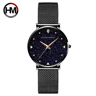 Đồng hồ nữ Hannah Martin DÂY DA HM-107PH
