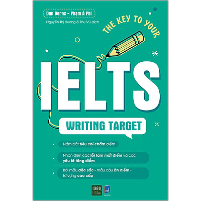 The Key To Your IELTS Writing Target