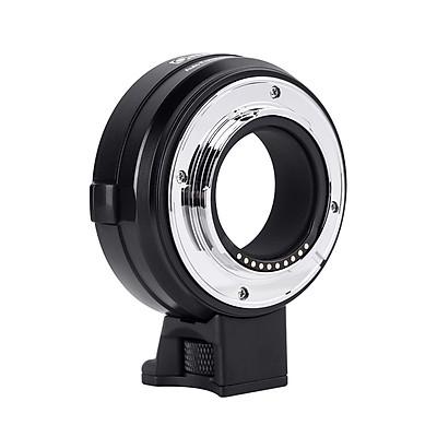 Khớp Nối Ống Kính Máy Ảnh Tự Động Lấy Nét Điện Tử Cân Bằng Hình Ảnh Commlite cm-Ef-Fx Cho Máy Ảnh Canon Ef/Ef-S, Fujifilm Fx Mirrorless X-T100 X-T20 X-T3 X-H1 X-A5 X-T2 X-Pro2 X-T10 X-T1 X-E2 X-M1 X-E1 - B