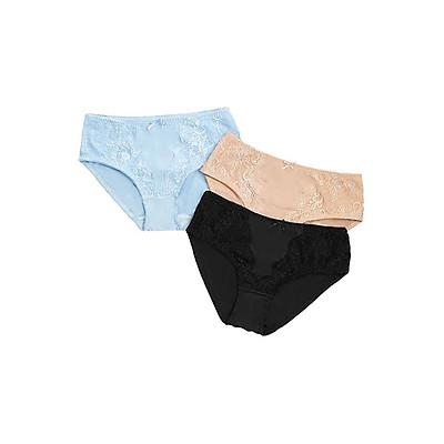 Combo 03 quần lót nữ thun lạnh  Misaki By Vera 6229