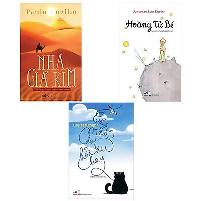 Combo Nhà Giả Kim, Chuyện Con Mèo Dạy Hải Âu Bay và Hoàng Tử Bé