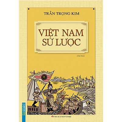Việt Nam Sử Lược (Bìa Cứng) (Tái Bản)