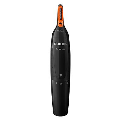 Máy Tỉa Lông Mũi Philips NT1150 - Đen