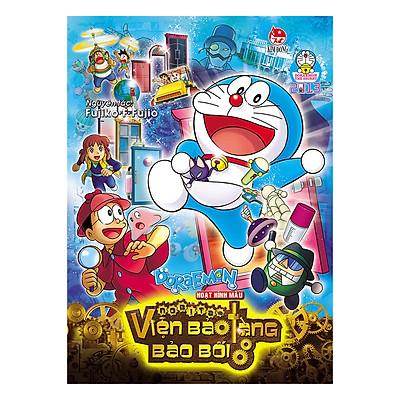 Doraemon Hoạt Hình Màu - Nobita Và Viện Bảo Tàng Bảo Bối (Tái Bản 2019)