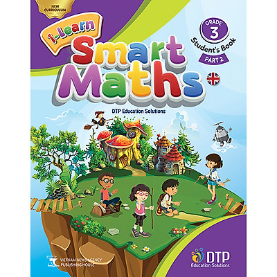 i-Learn Smart Maths Grade 3 Student's Book Part 2
