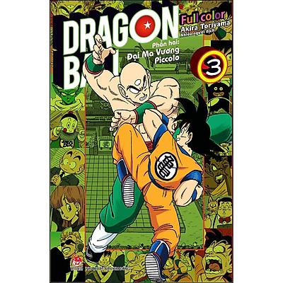 Dragon Ball Full Color - Đại Ma Vương Piccolo Tập 3