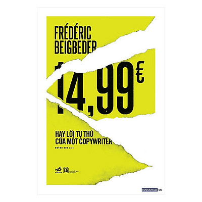 14,99€ Hay Lời Tự Thú Của Một Copy-Writer