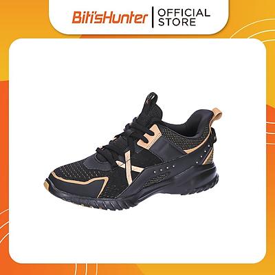 Giày Thể Thao Cao Cấp Nam Biti's Hunter X Old Kool Black DSMH06500DEN (Đen)
