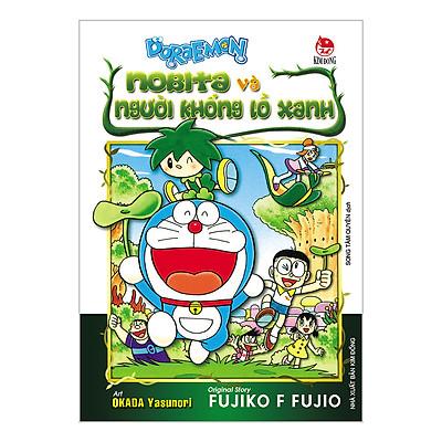 Doraemon - Nobita Và Người Khổng Lồ Xanh (Tái Bản 2019)