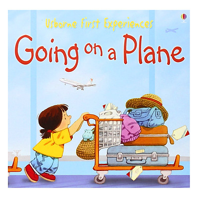 Usborne Going on a Plane mini edition