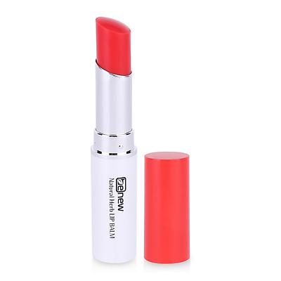 Son dưỡng có màu chống thâm và dưỡng ẩm môi Benew Natural Herb Lip Balm Hàn Quốc - Hàn Quốc Chính Hãng - Đỏ tươi