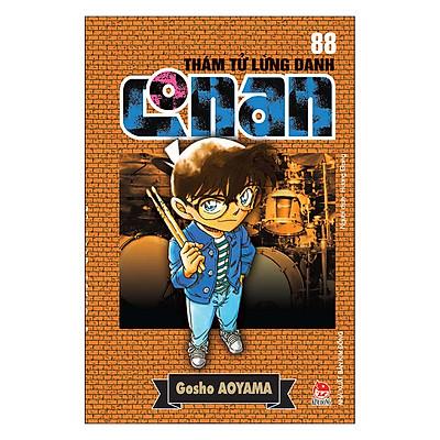 Thám Tử Lừng Danh Conan - Tập 88 (Tái Bản 2019)