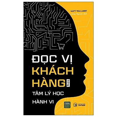 Sách - Đọc vị khách hàng bằng tâm lý học hành vi