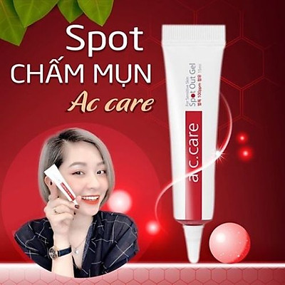 Spot chấm mụn từ nọc ong AC Care Bee's Premium Spot Out Gel
